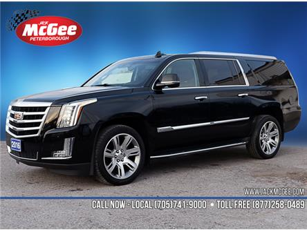 2016 Cadillac Escalade ESV Luxury Collection (Stk: 19835A) in Peterborough - Image 1 of 21