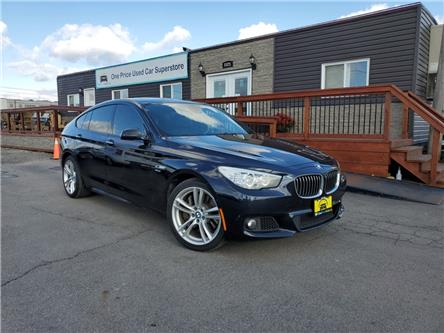 2012 BMW 550i xDrive Gran Turismo (Stk: 899921) in Milton - Image 2 of 30
