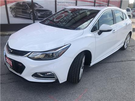 2017 Chevrolet Cruze Hatch Premier Auto (Stk: 605481) in Toronto - Image 2 of 14