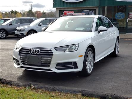 2018 Audi A4 2.0T Komfort (Stk: 10581) in Lower Sackville - Image 1 of 17