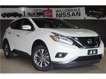 2017 Nissan Murano SL (Stk: C35357) in Thornhill - Image 2 of 30