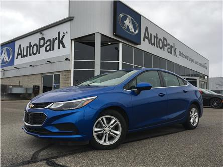 2018 Chevrolet Cruze LT Auto (Stk: 18-52386RJB) in Barrie - Image 1 of 25