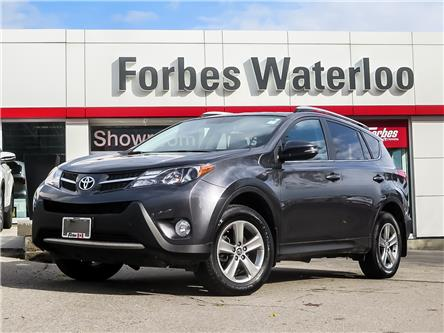 2015 Toyota RAV4 XLE (Stk: 95579R) in Waterloo - Image 1 of 25