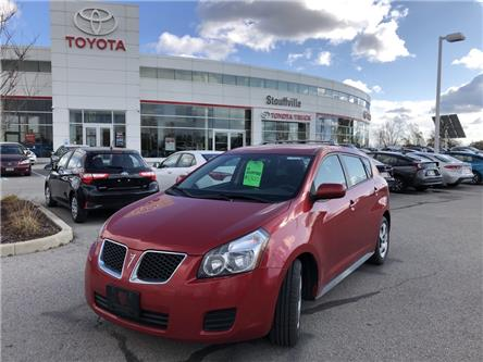 2010 Pontiac Vibe Base (Stk: 200124A) in Whitchurch-Stouffville - Image 1 of 8