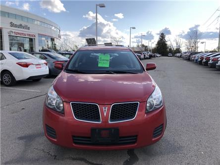 2010 Pontiac Vibe Base (Stk: 200124A) in Whitchurch-Stouffville - Image 2 of 8