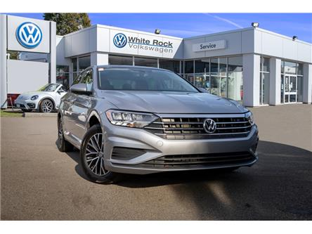 2019 Volkswagen Jetta 1.4 TSI Highline (Stk: VW1007) in Vancouver - Image 1 of 23