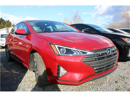 2020 Hyundai Elantra Luxury (Stk: 02203) in Saint John - Image 1 of 2