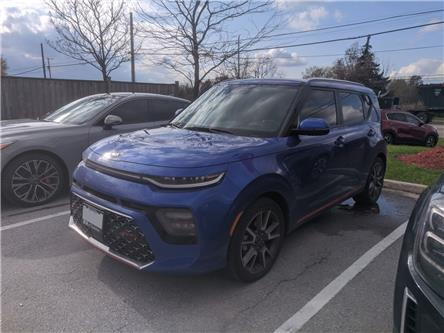 2020 Kia Soul GT-Line Limited (Stk: SO20075) in Hamilton - Image 1 of 3