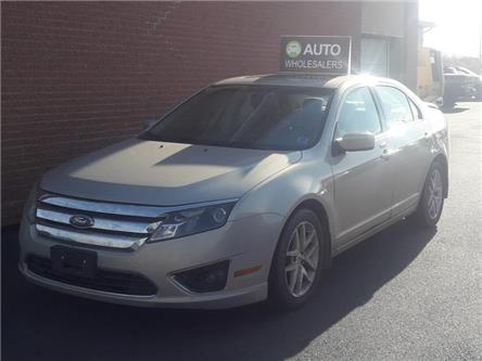 2010 Ford Fusion SEL (Stk: SUB2131TA) in Charlottetown - Image 1 of 7