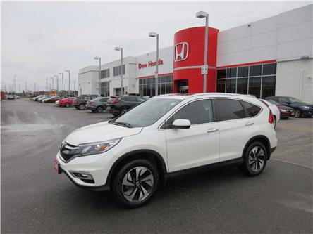 2016 Honda CR-V Touring (Stk: VA3694) in Ottawa - Image 1 of 22