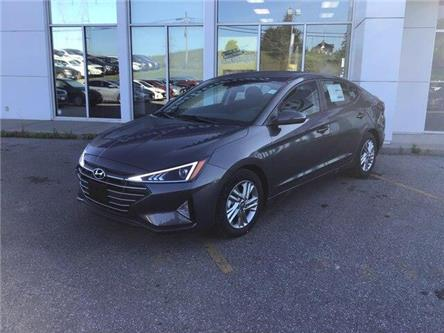 2020 Hyundai Elantra Preferred (Stk: H12151) in Peterborough - Image 1 of 18