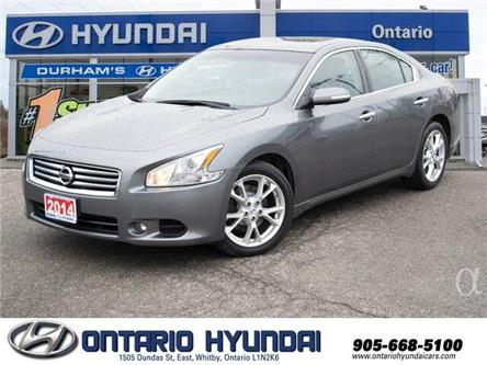 2014 Nissan Maxima SV (Stk: 90303K) in Whitby - Image 1 of 22