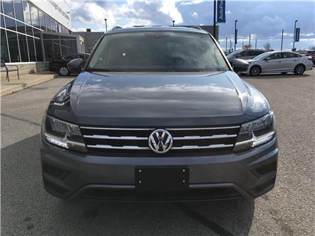 2019 Volkswagen Tiguan Trendline (Stk: 19-05231RJB) in Barrie - Image 2 of 24