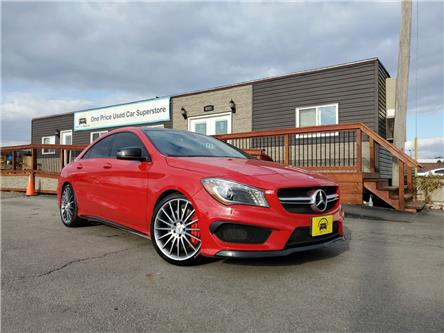 2015 Mercedes-Benz CLA-Class Base (Stk: 10340) in Milton - Image 1 of 28