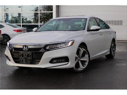 2018 Honda Accord Touring (Stk: P18895) in Ottawa - Image 1 of 30