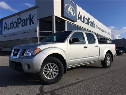 2017 Nissan Frontier SV (Stk: 17-59372T) in Barrie - Image 1 of 24