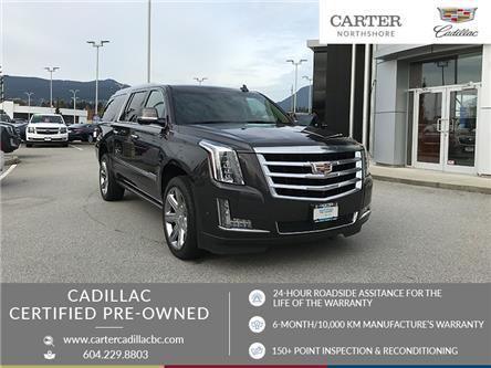 2017 Cadillac Escalade ESV Premium Luxury (Stk: 9D07011) in North Vancouver - Image 1 of 25