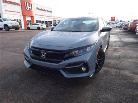 2020 Honda Civic Sport (Stk: 20010) in Pembroke - Image 1 of 26