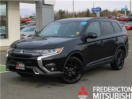 2019 Mitsubishi Outlander SE Black Edition (Stk: 191300A) in Fredericton - Image 1 of 9
