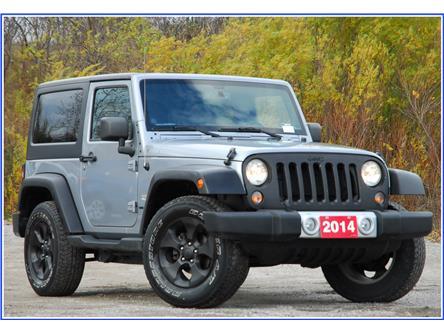 2014 Jeep Wrangler Sahara (Stk: 148630A) in Kitchener - Image 1 of 18