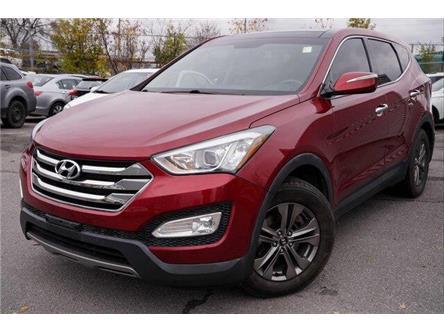 2013 Hyundai Santa Fe Sport 2.4 Luxury (Stk: SL026A) in Ottawa - Image 1 of 23
