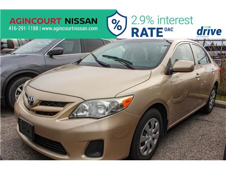 2011 Toyota Corolla CE (Stk: LC715095A) in Scarborough - Image 1 of 15