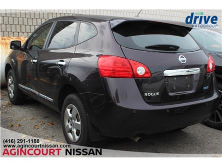 2011 Nissan Rogue S (Stk: KW349210A) in Scarborough - Image 2 of 9
