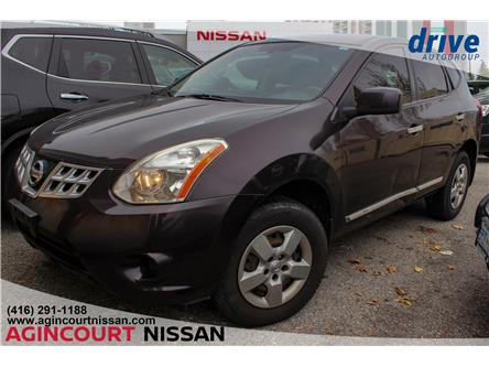 2011 Nissan Rogue S (Stk: KW349210A) in Scarborough - Image 1 of 9