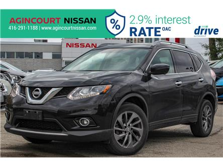 2016 Nissan Rogue SL Premium (Stk: LC707028A) in Scarborough - Image 1 of 16
