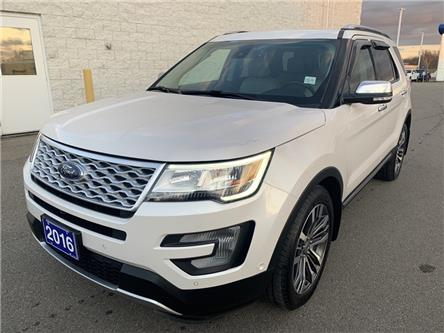 2016 Ford Explorer Platinum (Stk: 2020A) in Perth - Image 1 of 14