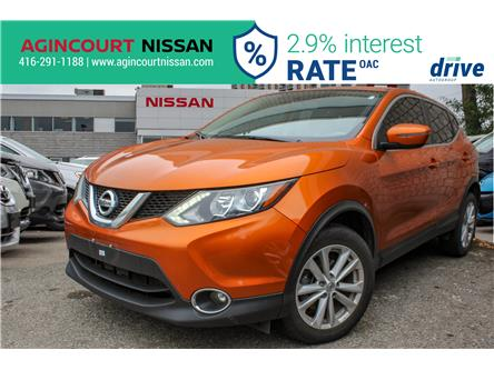 2017 Nissan Qashqai SV (Stk: KW347006A) in Scarborough - Image 1 of 15