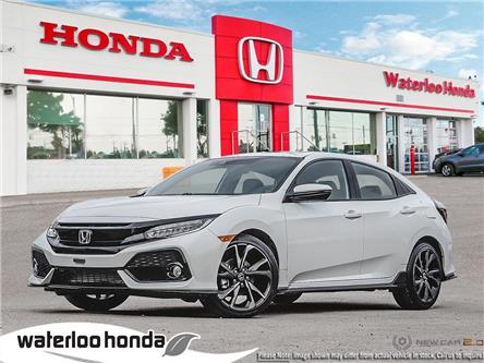 2020 Honda Civic Sport Touring (Stk: H6363) in Waterloo - Image 1 of 23
