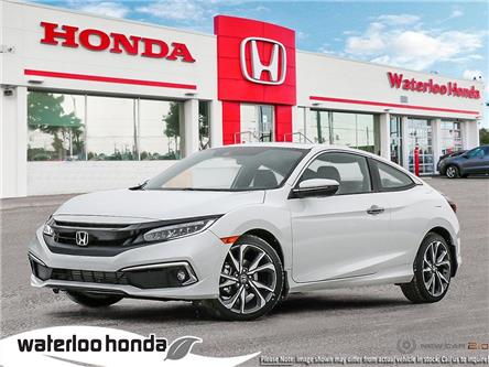 2020 Honda Civic Touring (Stk: H6434) in Waterloo - Image 1 of 23