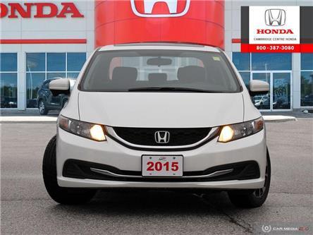 2015 Honda Civic EX (Stk: 20417A) in Cambridge - Image 2 of 27