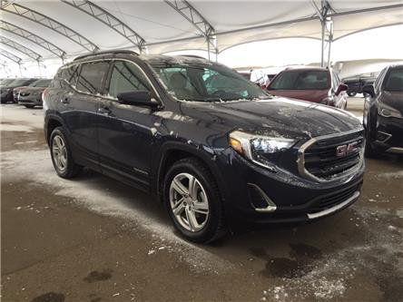 2018 GMC Terrain SLE (Stk: 163043) in AIRDRIE - Image 1 of 36