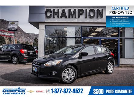 2012 Ford Focus SE (Stk: 19-198B) in Trail - Image 1 of 21