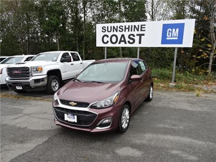 2020 Chevrolet Spark 1LT CVT (Stk: EL413377) in Sechelt - Image 1 of 18