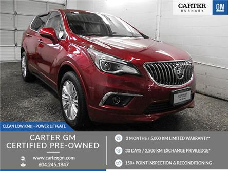 2017 Buick Envision Preferred (Stk: C9-80821) in Burnaby - Image 1 of 24