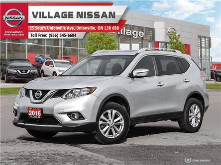 2016 Nissan Rogue SV (Stk: P2911) in Unionville - Image 1 of 27
