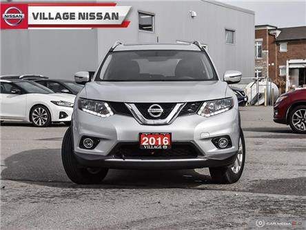2016 Nissan Rogue SV (Stk: P2911) in Unionville - Image 2 of 27