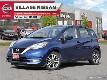 2017 Nissan Versa Note 1.6 SL (Stk: R71037) in Unionville - Image 1 of 27