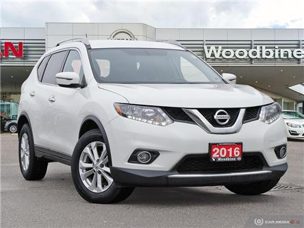 2016 Nissan Rogue SV (Stk: P7560) in Etobicoke - Image 1 of 24