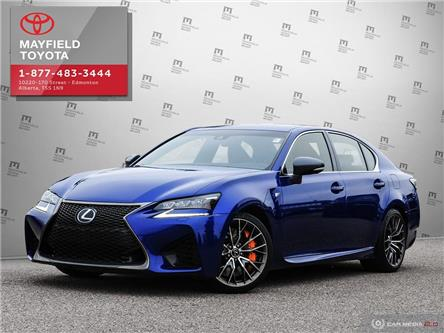 2016 Lexus GS F Base (Stk: M000367A) in Edmonton - Image 1 of 28