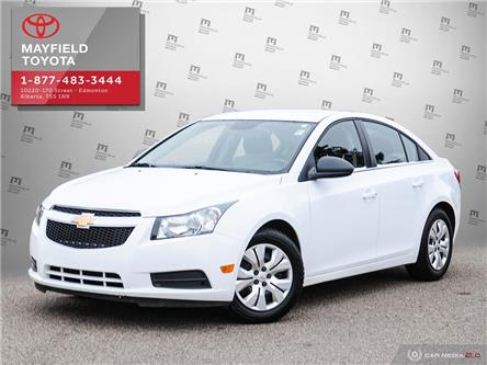 2012 Chevrolet Cruze LS (Stk: 194238A) in Edmonton - Image 1 of 26