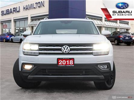 2018 Volkswagen Atlas 3.6 FSI Execline (Stk: S7961A) in Hamilton - Image 2 of 25