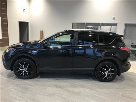 2017 Toyota RAV4 Hybrid SE (Stk: 200681) in Brandon - Image 1 of 21