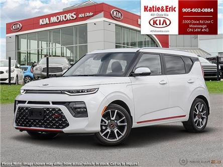 2020 Kia Soul  (Stk: SL20018) in Mississauga - Image 1 of 23