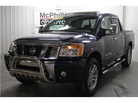 2011 Nissan Titan SL (Stk: X823378A) in Winnipeg - Image 1 of 26