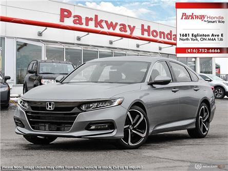 2020 Honda Accord Sport 1.5T (Stk: 28020) in North York - Image 1 of 23