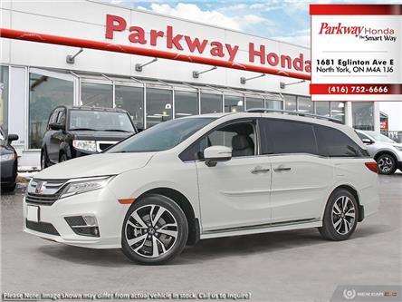 2020 Honda Odyssey Touring (Stk: 22017) in North York - Image 1 of 23